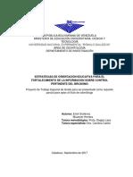 ESTRATEGIAS DE ORIENTACIÓN EDUCATIVA PARA EL FORTALECIMIENTO DE LA INFORMACIÓN SOBRE CONTROL PERTINENTE DEL BRUXISMO