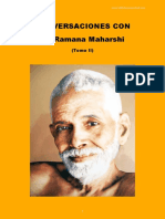 Conversaciones Con Ramana Maharshi Tomo II