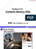 Installation Guidance for Cement Rotary Kiln (LKB)