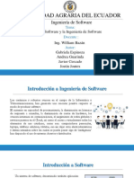 Ingenieria de Software (Taller N°2 Diaspositivas)