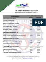 Tabela de Honorarios Goias 2016pdf