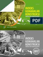 Indeks Kemahalan Konstruksi Provinsi Dan Kabupaten Kota 2017 Rev