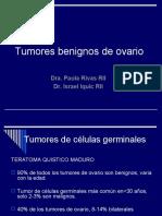 Tumores Benignos de Ovario PDF