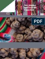 Catalogo Papas Nativas Canchis, 2010