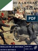 Huellas de La Historia_Revista Historica Nº2_JUNIO 2015