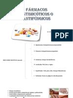 FÁRMACOS antimicoticos