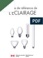 Guide de Reference de l'Eclairage