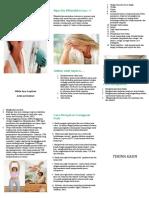 Leaflet Klimakterium
