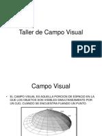 Taller de Campo Visual 1