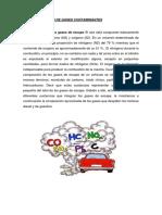 Caracterizacion de Gases Contaminantes[1]