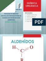 Aldehídos y Cetonas Exposicion