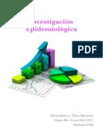Investigacion Epidemiologica - Manuel Juarez y Victor Macarron