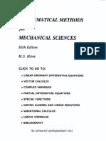 Adv. Engineering Math - Textbook
