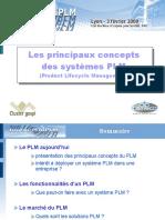 Les Concepts PLM2