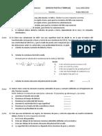 Ejercicio PaT 2015