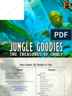 Jungle Goodies the Treasures of Chult