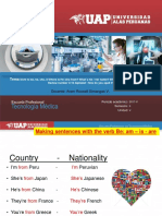 Tecnología Médica Semana 5