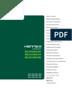 Hanns g Hz221