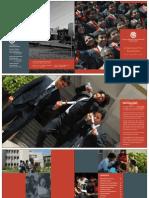 GNLU Recruitment Brochure 2011