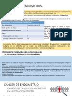 Patologia Endometrial