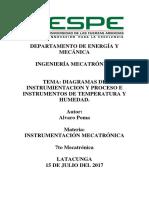 Consulta Diagrama Des Instrumentacion y Proceso