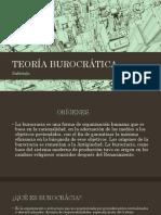 TEORÍA BUROCRÁTICA.pptx