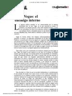 La Jornada_ Las Vegas_ El Enemigo Interno