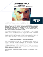 Bio Laurent Wolf 100510