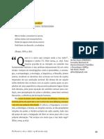 Apresentação Dossiê Didática Para as Diferenças - Alexandre Filordi de Carvalho
