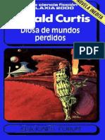 Diosa de Mundos Perdidos - Donald Curtis