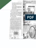 Marcos Bagno - Pesquisa na escola, o que é como se faz -.pdf