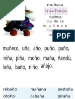 Leccion Muñeca