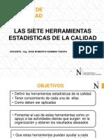 Las Siete Herramientas Estadísticas (5)