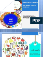 Productos Nutracéuticos vs Productos Funcionales