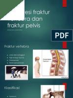 Kompresi Fraktur Vertebra Dan Fraktur Pelvis