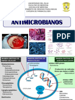 2da Clase - Penicilina y Betalactamicos