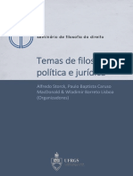 Temas de Filosofia Politica e Juridica UFRGS 2015