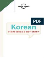 Korean Phrasebook 6 Preview