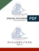 Legendre Polynomials in Mathematics