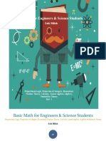Basic Math for Engineers & Science Students -By Saki Billah