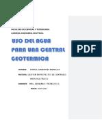 Uso Del Agua Para Una Central Geotermica(Rv.1)
