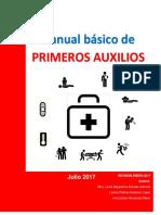 Manual Primeros Auxilios 2017