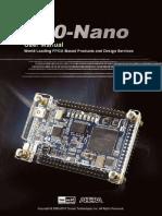 FPGA DE0-NANO USER MANUAL.pdf