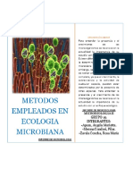 Informe de Microbiología