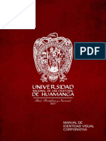Manual de Identidad UNSCH