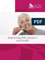 FDS Improving Older Peoples Oral Health 2017