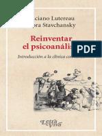 Reinventar el psicoanálisis. Luciano Lutereau y Liora Stavchansky.pdf