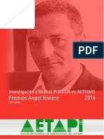 Libro Premio 2016 Autismo