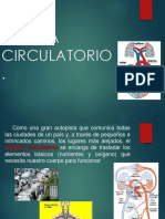 PPT SISTEMA CIRCULATORIO