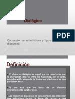 Discurso Dialogico